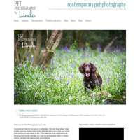 Pet Photography by Linda logo