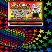 Andy's Magic logo