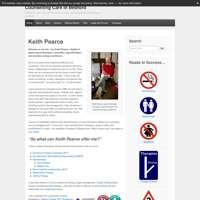 Keith Pearce logo