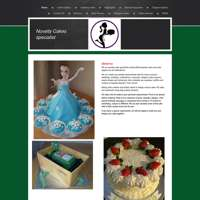 Viodar Cakes  logo