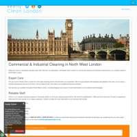 Really clean london logo