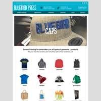 Bluebird Press logo
