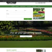 Montrose Garden Supplies logo