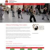 Shaolin kungfu &taichi centre  logo