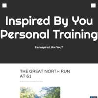 Inspired by you Personal traning  logo