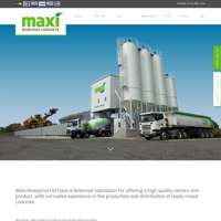 Concrete Delivery | Maxi ReadyMix Ltd