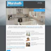 Marshall's  Property Solutions logo