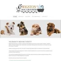 Wigston Dog Groomers logo