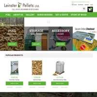 leinster pellets Ltd. logo