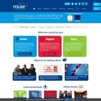 Rouse Partners logo