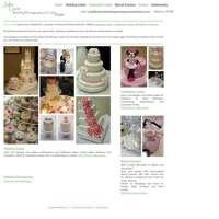Julia Luce wedding cakes logo
