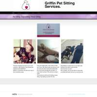 griffin pet sitting services logo