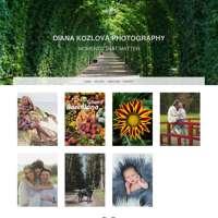 Diana Kozlova Photography logo