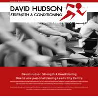David Hudson Strength and Conditioning logo