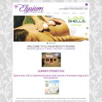 Elysium Beauty Rooms logo