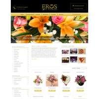 Eros Flowers logo