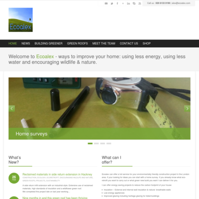 Ecoalex Ltd