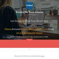 Rooms For Rent Atlanta  logo