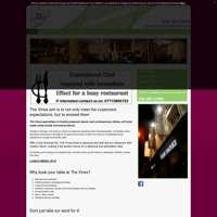 Vines Bar & Restaurant logo