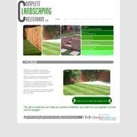 Complete landscaping Cheltenham Ltd  logo