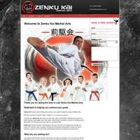 zenku kai Martial Arts logo