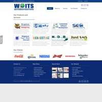 Woits Technologies logo