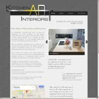 Kitchen art interiors logo