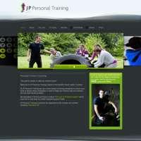 JP Personal Training logo