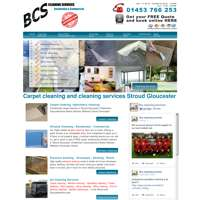 Bcs cleaning services