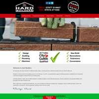 Hard Builders logo