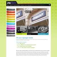 Jag Signs Ltd logo