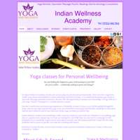 Indian Wellness Academy logo