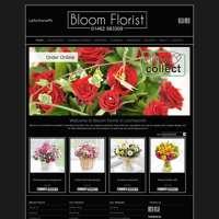 Bloom Florist  logo