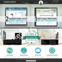 Transformis Website Design logo