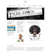 Tyler-James Pet Supplies Limited logo