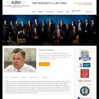 Robert Pollom Property Lawyer KRW Lawyers logo