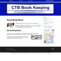 C T B Book Keeping Limited logo