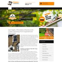 Gutter Cleaning Wandsworth logo