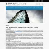 Gm professional accountants  logo