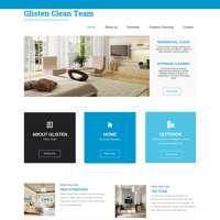 Glisten Clean Team