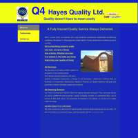 Q4 Hayes Quality Ltd