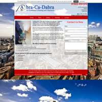 Abra-Ca-Dabra Services logo