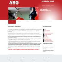 ARG Europe Ltd logo