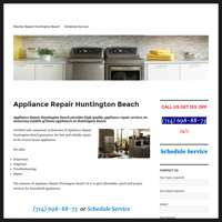 Appliance Repair Huntington Beach  logo