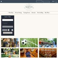Davy's Wine Bars  logo