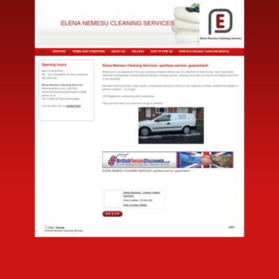Elena Nemesu Cleaning Services