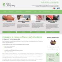Nolan Osteopathy logo