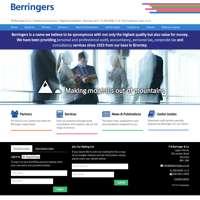 F W Berringer & Co. logo
