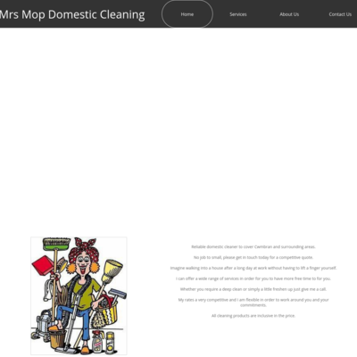 Mrs Mop Domestic Cleaning