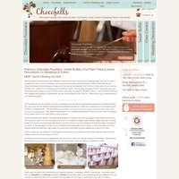 Chocofalls logo